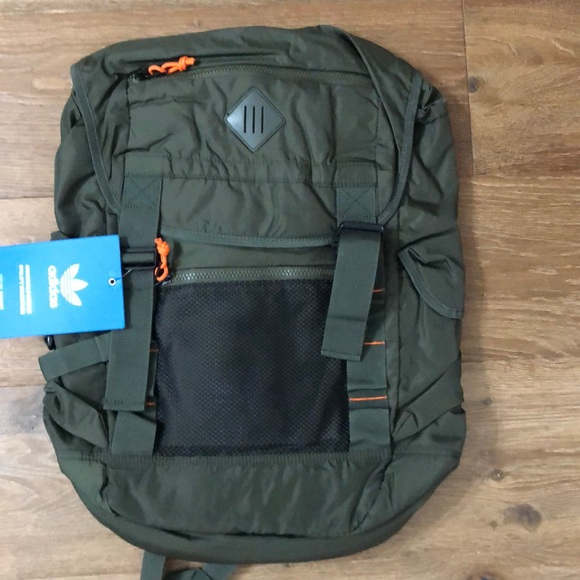 detailed images a few days away new design 2 colors adidas originals urban utility laptop backpack ...